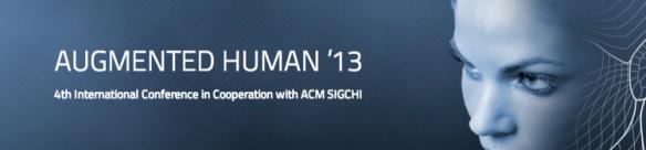Augmented Human'13